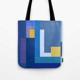 Rainbow Gradient Tote Bag