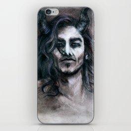 Dominanz iPhone Skin