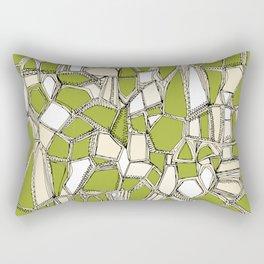 BROKEN POP citron Rectangular Pillow