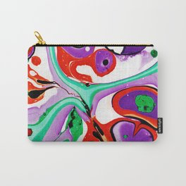 Abstract #10: Cell Dance Carry-All Pouch
