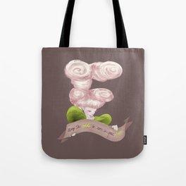 E for Effie Trinket Tote Bag
