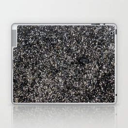 Sand at Cobblestone Beach Laptop & iPad Skin