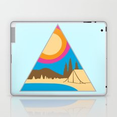 Camping Laptop & iPad Skin