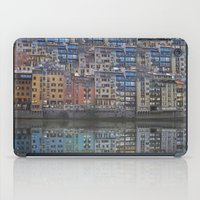 florence iPad Cases featuring Florence by rhythmmess