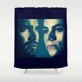 Forever and ever... Shower Curtain