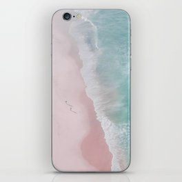 ocean walk iPhone Skin