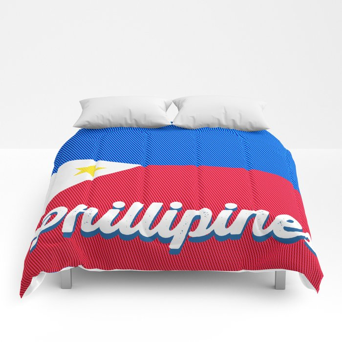 Philippine Flag Comforters