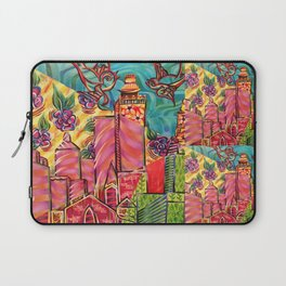 Paint the Town However the Hell You Want Laptop Sleeve