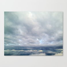 In The Cut Canvas Print