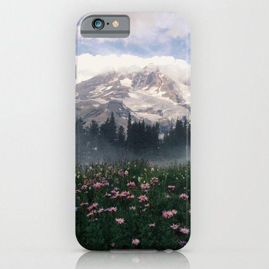 Mt Rainier iPhone & iPod Case