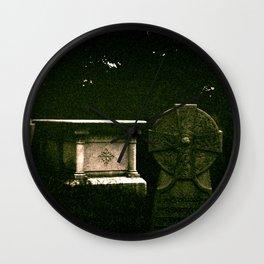 Celtic Stone Wall Clock