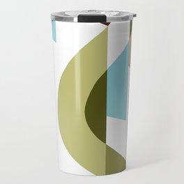 SUISSE - Art Deco Modern: GENTLEMEN'S CLUB Travel Mug