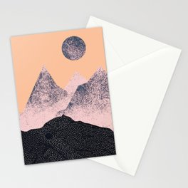 One Day Everything Will Happen – Collage Glitter Art Stationery Cards