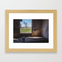 Adam Hoffman Homestead 4 Framed Art Print
