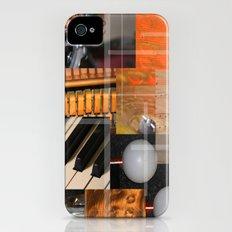 Music Is Art Slim Case iPhone (4, 4s)