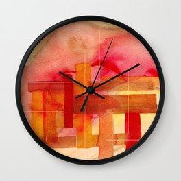 A 0 29 Wall Clock