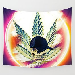 Until Death Wall Tapestry