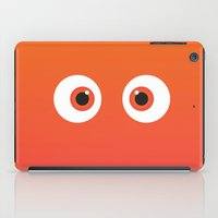 nemo iPad Cases featuring PIXAR CHARACTER POSTER - Nemo 2 - Finding Nemo by Marco Calignano