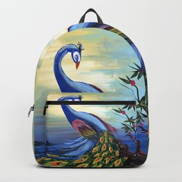 Peacock Life Backpack