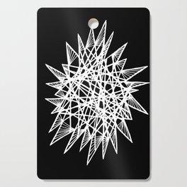 See-Through Star Negative Cutting Board