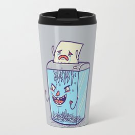 Enjoying your dayjob Travel Mug