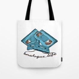 Analogue Life Tote Bag