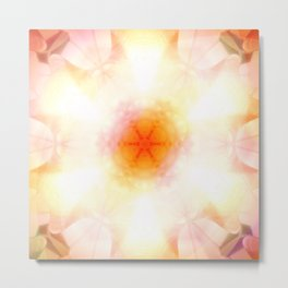 Heavenly ceiling Metal Print