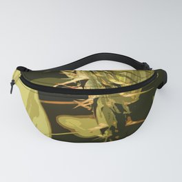 Thorns in a Row Fanny Pack