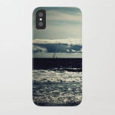 Calm Before the Storm Slim Case iPhone X