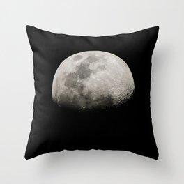 Half moon Throw Pillow