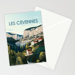 Alone in Nature - Les Cévennes Stationery Cards