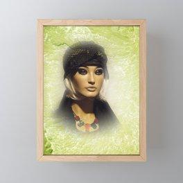 fashiondolls -cc- Framed Mini Art Print