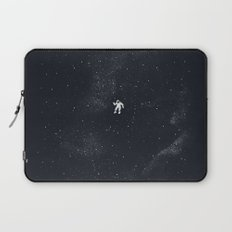 Gravity - Dark Blue Laptop Sleeve