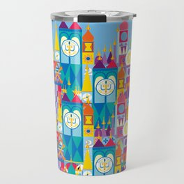 It's A Small World - Theme Park Inspired Travel Mug