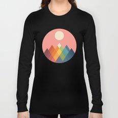 Rainbow Peak Long Sleeve T-shirt