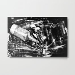 This And That Metal Print