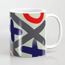 Tic Tac Toe big Coffee Mug