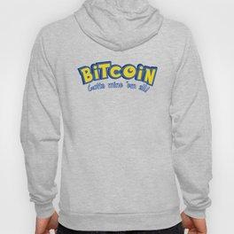 Bitcoin: Gotta mine 'em all! Hoody