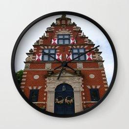 Zwaanendael Museum Wall Clock