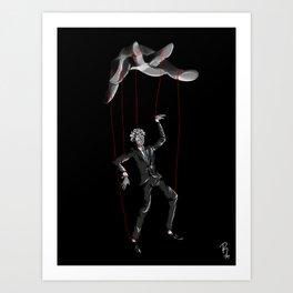 Obedience Art Print