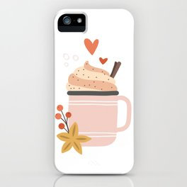 Hello Cold Days! iPhone Case