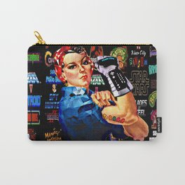 Power glove Carry-All Pouch