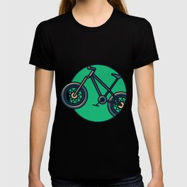 BMX RETRO Funny Freesyle Biker Gift Cyclist T-shirt