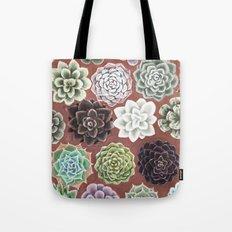 Succulent Life Tote Bag