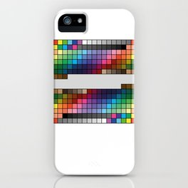 Swatches *Design Nerd Colours Geek iPhone Case