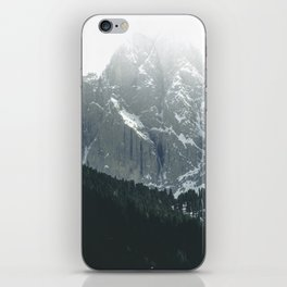 Scenic Mountains and Forest iPhone Skin
