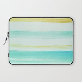 Sea Stripes Laptop Sleeve