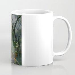 Rust,Rain, and Ribbits Coffee Mug