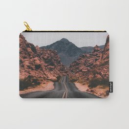 Mooned Carry-All Pouch