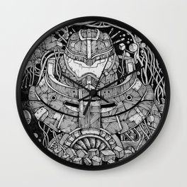 Pacific Rim Wall Clock